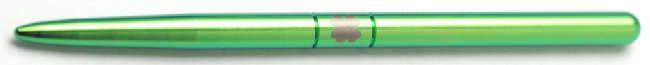 アキュモード鍼灸院の刺さない鍼、ていしん・テイシン・鍉鍼Aタイプ緑