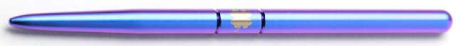 アキュモード鍼灸院の刺さない鍼、ていしん・テイシン・鍉鍼Aタイプ紫