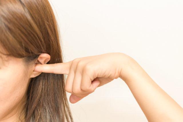 耳鳴り・耳閉感への鍼灸